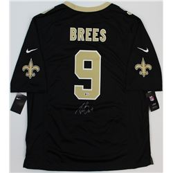 Drew Brees Signed New Orleans Saints Jersey (Beckett COA)