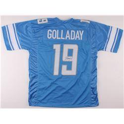 Kenny Golladay Signed Jersey (JSA COA)