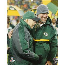 Brett Favre Signed Packers 16x20 Photo (Radtke COA)