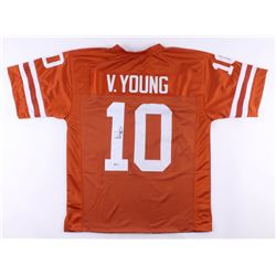 Vince Young Signed Jersey (Beckett COA)