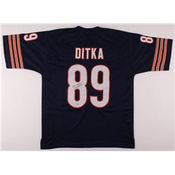 Mike Ditka Signed Jersey (PSA COA)
