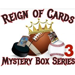 Reign of Cards Mystery Box Series - 3