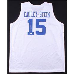 Willie Cauley-Stein Signed Jersey (JSA COA)