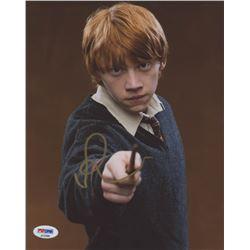 "Rupert Grint Signed ""Harry Potter"" 8x10 Photo (PSA Hologram)"