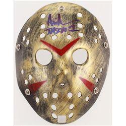"Ari Lehman Signed ""Friday the 13th"" Mask Inscribed ""Jason 1"" (Lehman Hologram)"