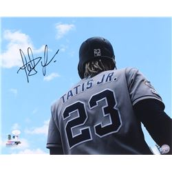 Fernando Tatis Jr. Signed Padres 16x20 Photo (JSA COA)
