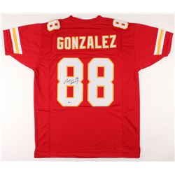 Tony Gonzalez Signed Jersey (Beckett COA)