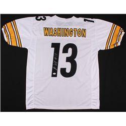 James Washington Signed Jersey (JSA COA)