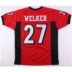 Wes Welker Signed Jersey (JSA COA)