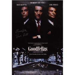 "Henry Hill Signed ""Goodfellas"" 27x40 Movie Poster Inscribed ""Goodfella"" (PSA COA)"