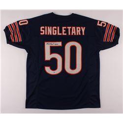 "Mike Singletary Signed Jersey Inscribed ""HOF 98"" (PSA Hologram)"