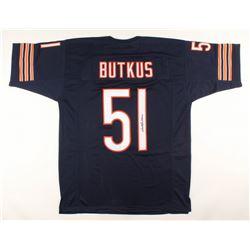 Dick Butkus Signed Jersey (JSA COA)