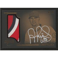 Albert Pujols 2014 Topps Dynasty Autograph Patches #APAP4
