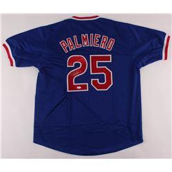 Rafael Palmeiro Signed Jersey (JSA COA)