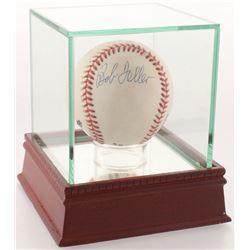 Sandy Koufax, Bob Feller  Nolan Ryan Signed No-Hitter Hall of Fame Pitchers ONL Baseball with High Q