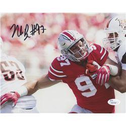 Nick Bosa Signed Ohio State Buckeyes 8x10 Photo (JSA COA)