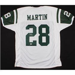 Curtis Martin Signed Jersey (JSA COA)