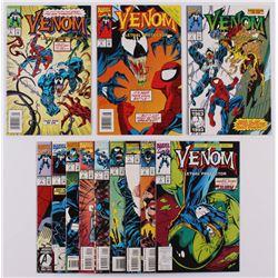 "Lot of (12) ""Venom"" Marvel Comic Books"