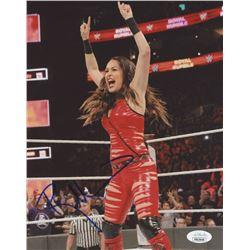 Brie Bella Signed WWE 8x10 Photo (JSA COA)