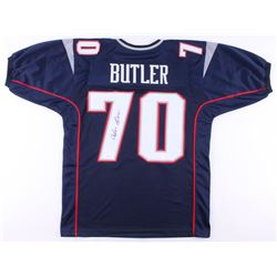 Adam Butler Signed Jersey (JSA COA)