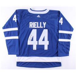 Morgan Rielly Signed Maple Leafs Jersey (Beckett COA)