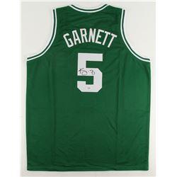 Kevin Garnett Signed Jersey (PSA Hologram)