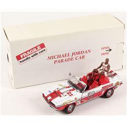 Michael Jordan Bulls Model Parade Car