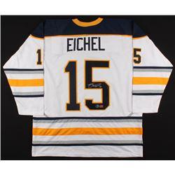 Jack Eichel Signed Jersey (Eichel COA)