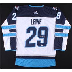 Patrik Laine Signed Jets Jersey (JSA COA)
