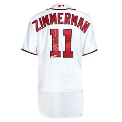 Ryan Zimmerman Signed Nationals Jersey (Fanatics Hologram)