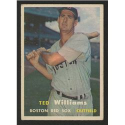 Ted Williams 1957 Topps #1