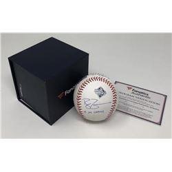 "Ryan Zimmerman Signed 2019 World Series Baseball Inscribed ""19 WS Champs"" (Fanatics Hologram)"