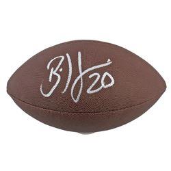 Brian Dawkins Signed NFL Football (Beckett COA)