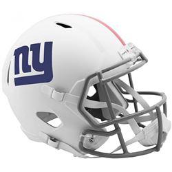 Giants Full-Size Matte White Speed Helmet