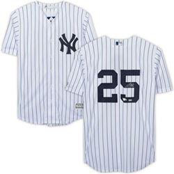 Gleyber Torres Signed New York Yankees Jersey (Fanatics Hologram)