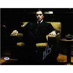 "Al Pacino Signed ""The Godfather II"" 11x14 Photo (PSA COA)"