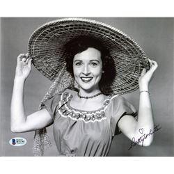 Betty White Signed 8x10 Photo (Beckett COA)
