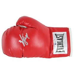 Will Smith Signed Everlast Boxing Glove (Beckett COA)