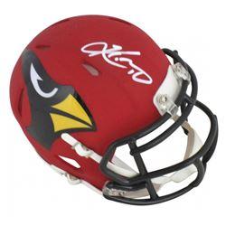 Kyler Murray Signed Cardinals AMP Alternate Speed Mini Helmet (Beckett COA)