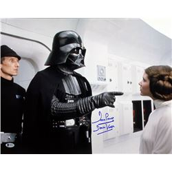 "David Prowse Signed ""Star Wars"" 16x20 Photo Inscribed ""Darth Vader"" (Beckett COA)"