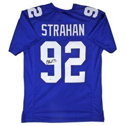 Michael Strahan Signed Jersey (Beckett COA)