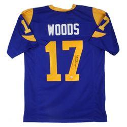 Robert Woods Signed Jersey (Beckett COA)