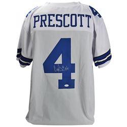 Dak Prescott Signed Jersey (JSA COA)
