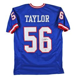 Lawrence Taylor Signed Jersey (Beckett COA)