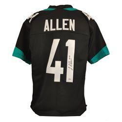 Josh Allen Signed Jersey (Beckett COA)