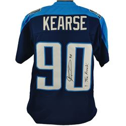 "Jevon Kearse Signed Jersey Inscribed ""The Freak"" (Beckett COA)"