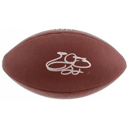 Emmitt Smith Signed NFL Football (Beckett COA)