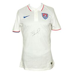 Tim Howard Signed Team USA Nike Jersey (JSA COA)
