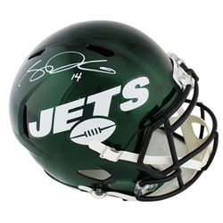 Sam Darnold Signed Jets Full-Size Speed Helmet (Radtke COA)