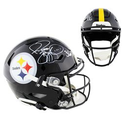 Jerome Bettis Signed Steelers Full-Size Authentic On-Field SpeedFlex Helmet (Radtke COA)